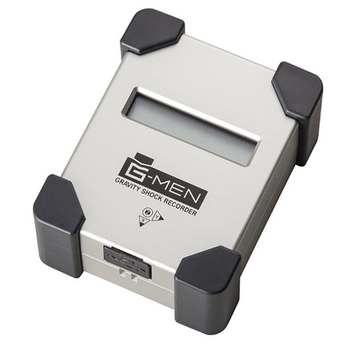G-MEN - Acceleration & Impact Recorder