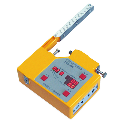 Measuring Instruments for RAIL WAY | SHINYEI TESTING